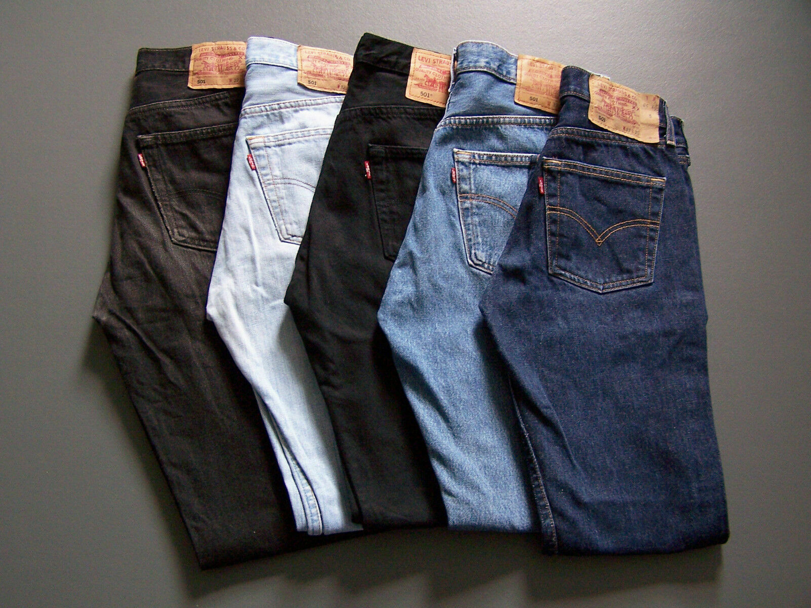 Levi's 501: Iconic Jeans of Popular Movie Characters